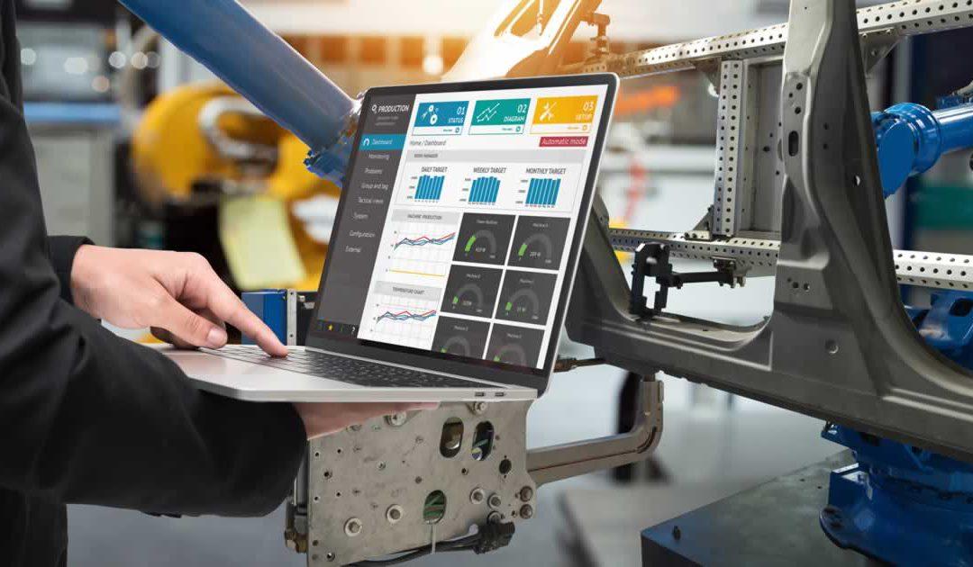 Industria 4.0: A necessidade de se utilizar redes industriais.
