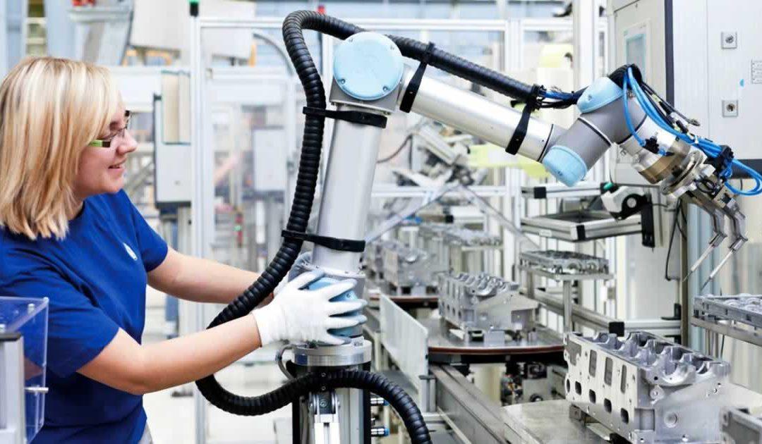COBOTS – Robôs colaborativos: quais as vantagens em linha de produção